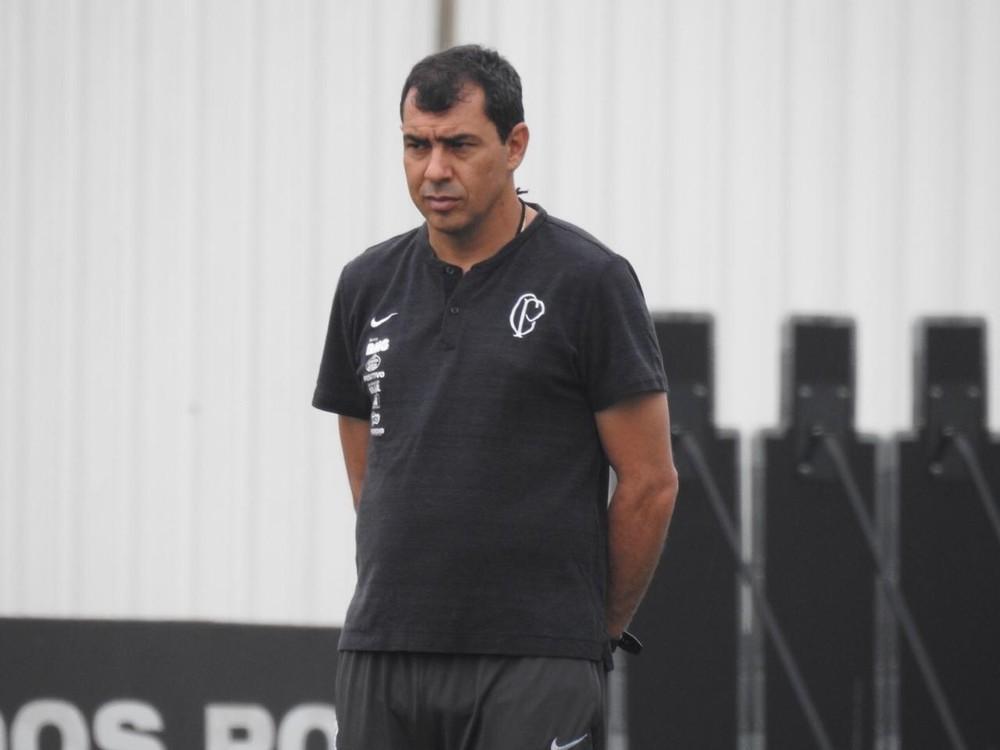 Corinthians inicia preparação para enfrentar o Bahia e deve ter mudanças na escalação