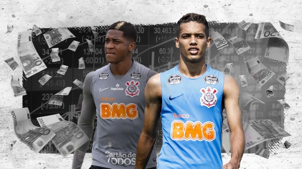 Disparada do euro deixa Yony González mais caro, mas beneficia Corinthians na venda de Pedrinho