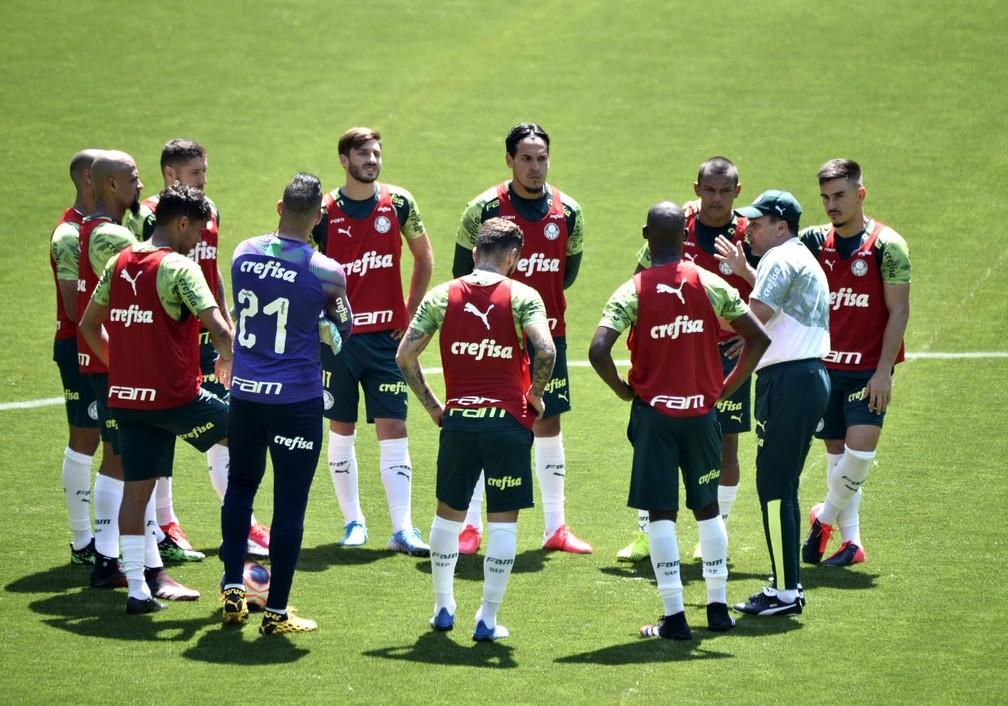 Entenda por que o Palmeiras não cogita volta mesmo tendo comprado testes de Covid-19