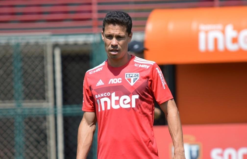 Hernanes fala da maior frustração na carreira e do sonho que ainda mantém vivo no São Paulo