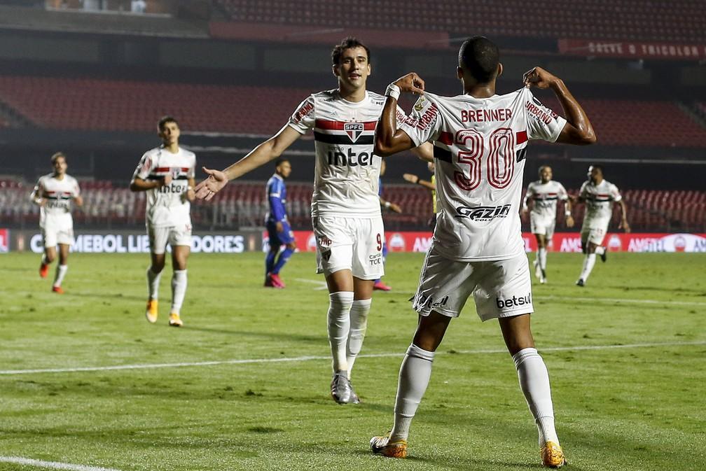 Ataque do São Paulo melhora em 2020 e já tem mais gols do que na temporada passada inteira