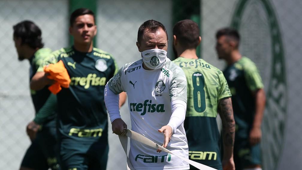 Escalação do Palmeiras: Verdão terá mudanças para enfrentar o Atlético-GO, no domingo